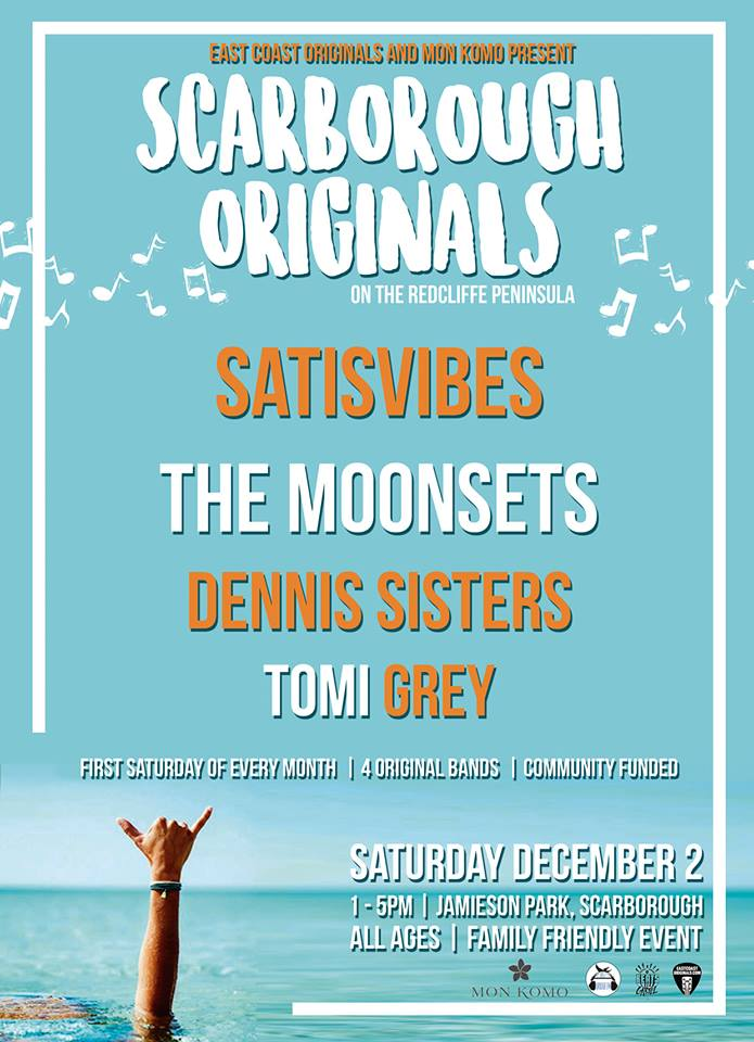 Scarborough Originals - Saturday 2 December